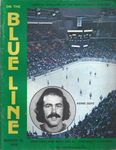 Pierre Guite New England Whalers