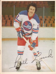 Bill Lesuk Winnipeg Jets