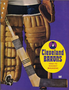 Cleveland Barons Program