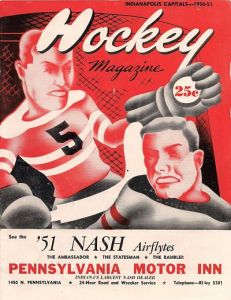 Indianapolis Capitals Program