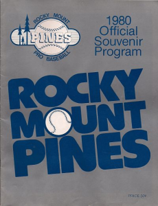 Rocky Mount Pines Program