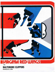 1973-74 Virginia Red Wings
