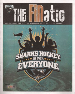 Worcester Sharks Program