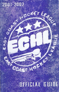 2001-02 East Coast Hockey League Media Guide