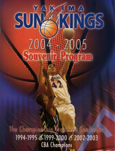 Yakima Sun Kings Program