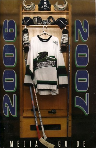 2006-07 Florida Everblades Media Guide
