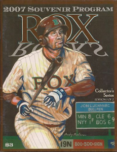 Brockton Rox Program