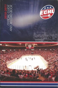 2010-11 ECHL Guide & Record Book