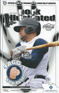 Lehigh Valley Ironpigs Program