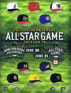 2011 Southern League All-Star Game