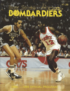 Bay State Bombardiers Program