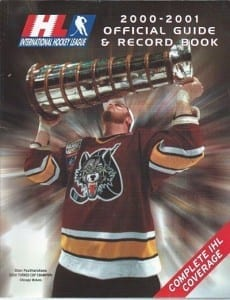 Glen Featherstone Chicago Wolves