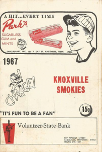 Knoxville Smokies Program