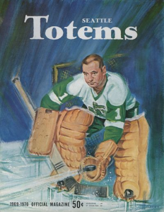 1969-70 Seattle Totems