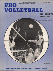 Santa Barbara Spikers Program