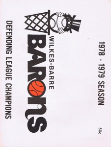 Wilkes-Barre Barons Basketball