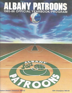 Albany Patroons Program
