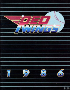 Rochester Red Wings Yearbook