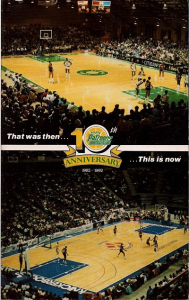 1991-92 Albany Patroons Media Guide