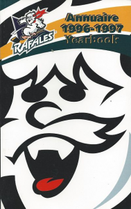 Quebec Rafales Media Guide
