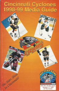 Cincinnati Cyclones Media Guide