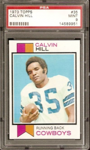 Calvin Hill Hawaiians