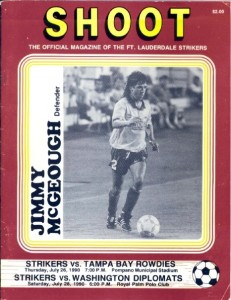 Jimmy McGeough Fort Lauderdale Strikers