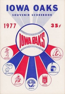 Iowa Oaks Baseball