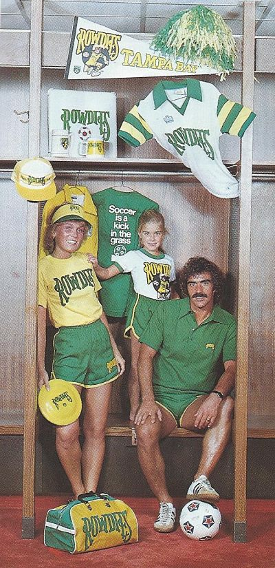 1979 Rowdies Souvenir Shop Ad