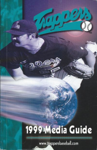 1999 Edmonton Trappers Media Guide
