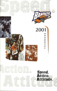 Buffalo Bandits Media Guide