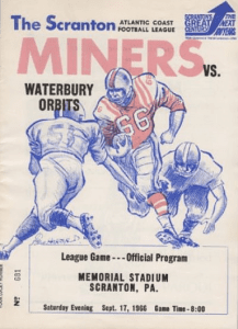 Scranton Miners Program