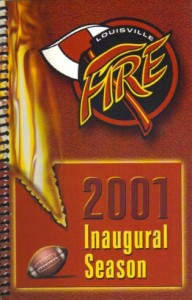 Louisville Fire Media Guide