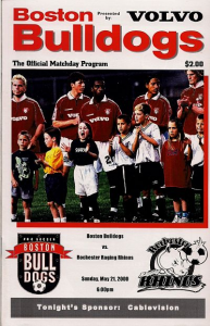 Boston Bulldogs Program