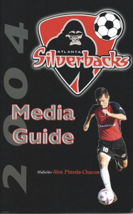 Alex Pineda-Chacon Atlanta Silverbacks