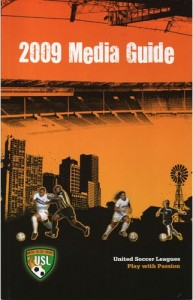 United Soccer Leagues Media Guide