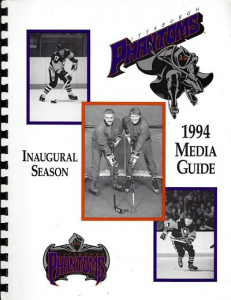 1994 Pittsburgh Phantoms