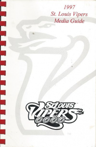 1997 St. Louis Vipers