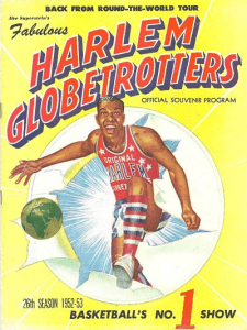 Harlem Globetrotters Program