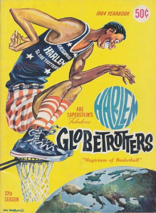 Harlem Globetrotters Yearbook
