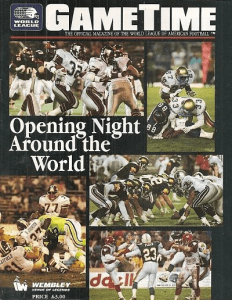 London Monarchs Program