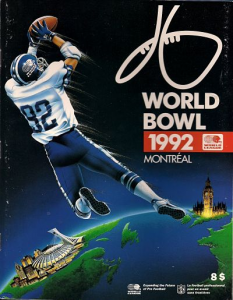 World Bowl 1992