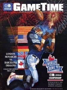 World Bowl 1991