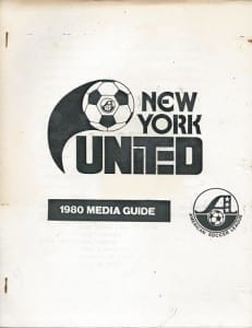 New York United Media Guide