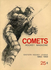 1968-69 Clinton Comets Program