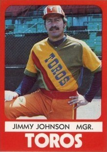 Jimmy Johnson Tucson Toros