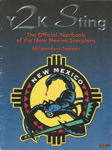 New Mexico Scorpions Program