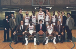 The 1984-85 Bay State Bombardiers