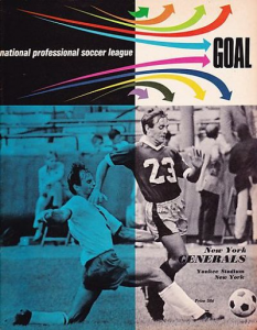 1967 New York Generals Program