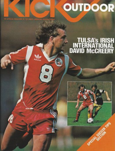 David McCreery Tulsa Roughnecks